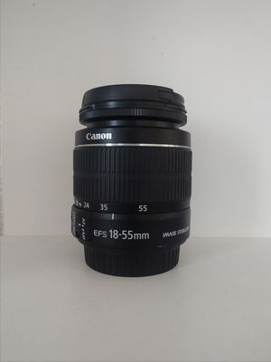 Canon 18-55mm camera lens for Sale in Tolleson, AZ