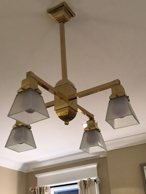 Four Light Chandelier for Sale in Norfolk, VA