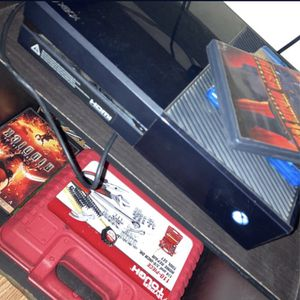 Xbox One (Wires And Controllers Included) for Sale in Columbia, SC
