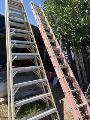 Extended ladders for Sale in Albuquerque, NM