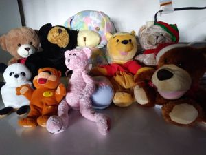 Free Stuffed Animals for Sale in Richmond, CA