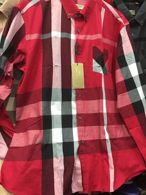 Burberry Casual Shirt for Sale in Snellville, GA