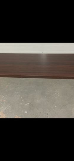 Dark Wood Coffee Table for Sale in Pittsburgh,  PA