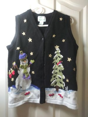 Holiday sweater vest for Sale in Las Vegas, NV