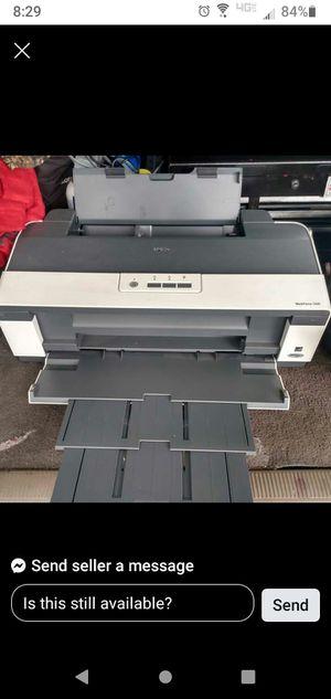 Epson workforce 1100 wide range printer for Sale in Bloomington, IN