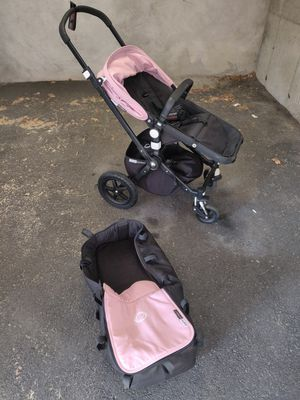 Baby Stroller - Bugaboo Cameleon - Black for Sale in Boston, MA