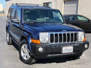 2006 Jeep Commander for Sale in Sacramento, CA