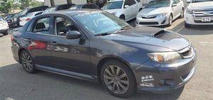 2010 Subaru Impreza Sedan WRX for Sale in Fredericksburg, VA