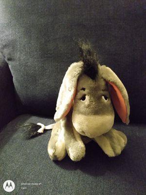 "Disney Winnie the Pooh 'EEYORE' 9"" Plush stuffed animal - Disney store for Sale in Belleville, MI"