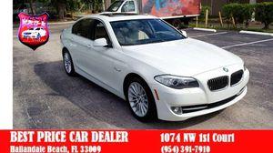 2011 BMW 5 Series for Sale in Hallandale Beach, FL
