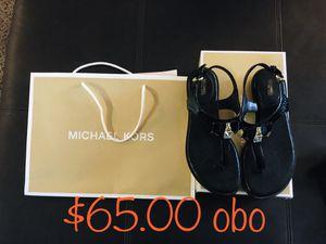 Michael Kors sandals for Sale in Tempe, AZ