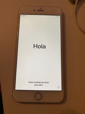 iPhone 6 Plus 16gb Unloked for Sale in The Bronx, NY