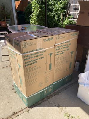 Hampton 48000 BTU Outdoor Heater for Sale in Hayward, CA