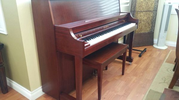 Kawai piano used one owner for Sale in Corona, CA - OfferUp