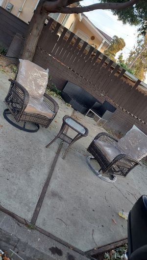 outdoor patio furniture for Sale in Oakland, CA