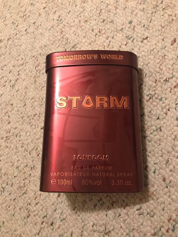 Lonkoom Storm Perfume