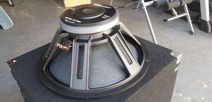SUBWOOFER SPEAKERS 🔊 for Sale in Los Angeles, CA