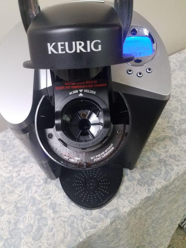 Keurig coffee maker k-cup