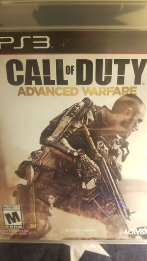 Call Of Duty: Advanced Warfare (PS3) for Sale in Houston, TX