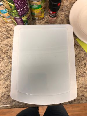3 drawer plastic blue container for Sale in Escondido, CA
