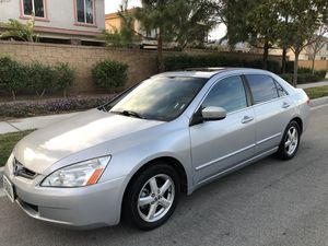 2003 Honda Accord Ex for Sale in Fontana, CA