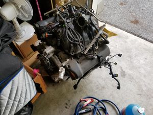 Jeep 3.7 L PARTS ENGINE for Sale in Bothell, WA
