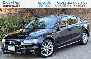 2016 Audi A4 for Sale in Murrieta, CA