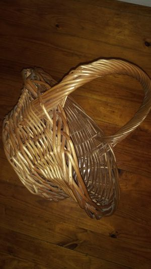 Basket large woven for Sale in Clarksville, TN