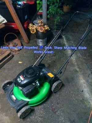 "Lawn Boy Self Propelled Mower 21"" for Sale in Humble, TX"