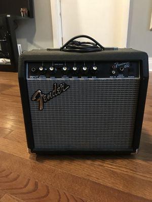 Fender Frontman 10G 10W Guitar Combo Amp Black/speaker for Sale in Chicago, IL