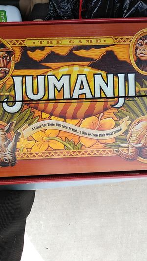 Jumanji for Sale in Phoenix, AZ