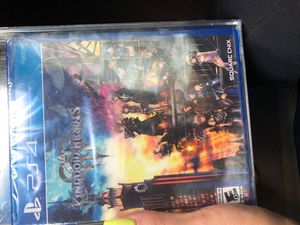 Kingdom of hearts 3 ps4 for Sale in Sugar Land, TX