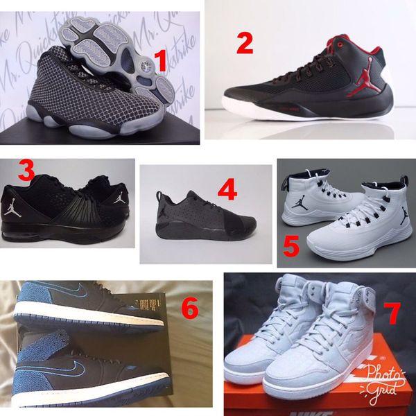 Brand new Nike Jordans