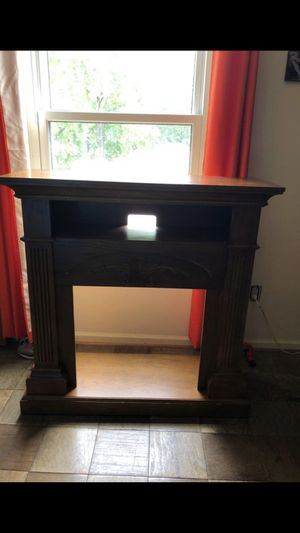 Tv stand / mock fire place for Sale in Virginia Beach, VA