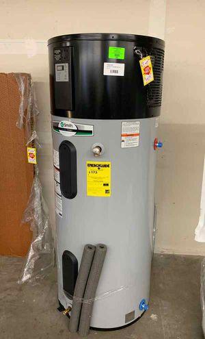 80 gallon AO Smith Water Heater with Warranty 5IZRV for Sale in Dallas, TX