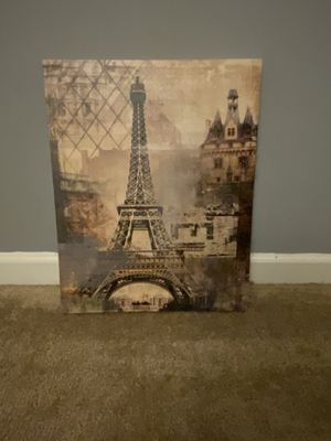 Paris Canvas set for Sale in Beltsville, MD