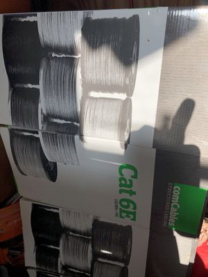 Cat 6E new technology for Sale in Tampa, FL