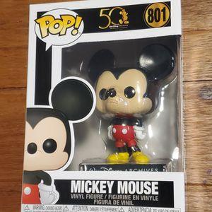 Mickey Mouse Walt Disney Archives Funko Pop for Sale in Denver, CO