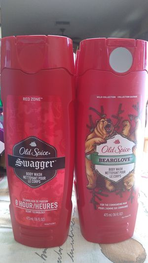 Old spice body wash $3 each for Sale in Moreno Valley, CA