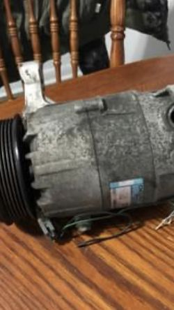 AC Compressor For 2005-2007 chevy Impala LT for Sale in Cayce,  SC