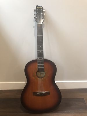 Hello I have 2 guitars in exelent condition 60 for 1 or 100 for both for Sale in Auburn, WA