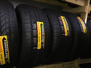 (4) new 285/45/22 tires for Sale in Orlando, FL