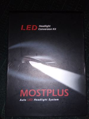 MostPlus LED Headlights for Sale in Evansville, IN