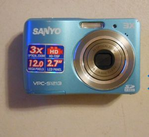 Sanyo digital camera for Sale in Muscatine, IA