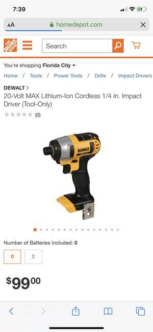 """20V DeWalt Brushless Impact Drill """"Brand New"""" for Sale in FL, US"""