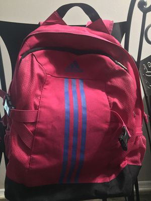 Adidas Pink Backpack, Very Stylish for Sale in Orlando, FL