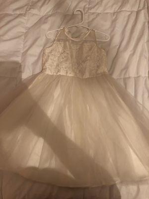 Flower girl/communion dress size 6 for Sale in Pomona, CA