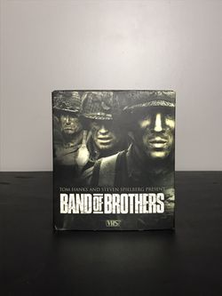 Band of Brothers (Complete VHS, 2002, 6-Tape Box Set) for Sale in French Creek,  WV