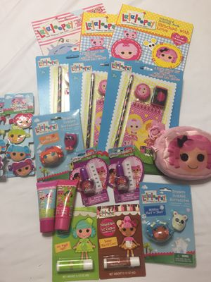 Lalaloopsy Gift Favors stocking stuffers for Sale in Azle, TX