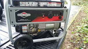 Briggs&Stratton 3500 watts generator for Sale in Kent, WA